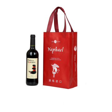 Red wine Non-woven Bag