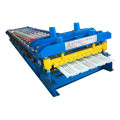 DX New Circular arc glazed tile roll equipment