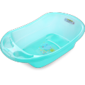 Small Size Classic Transparent Baby Bathtub