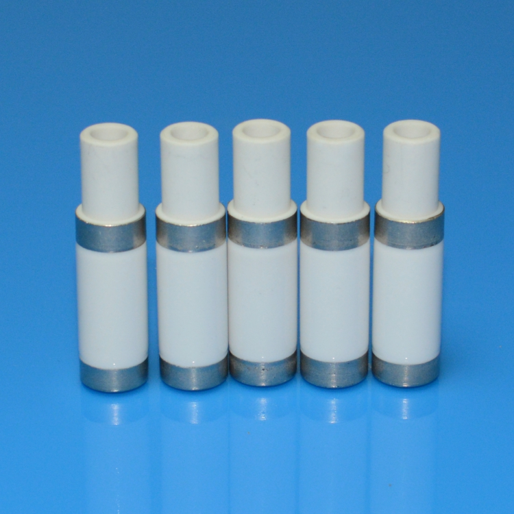 1 Pin Metallized Ceramic Insulator