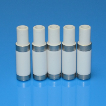 I-Ground Fine Alumina Ceramic Metallized Insulator