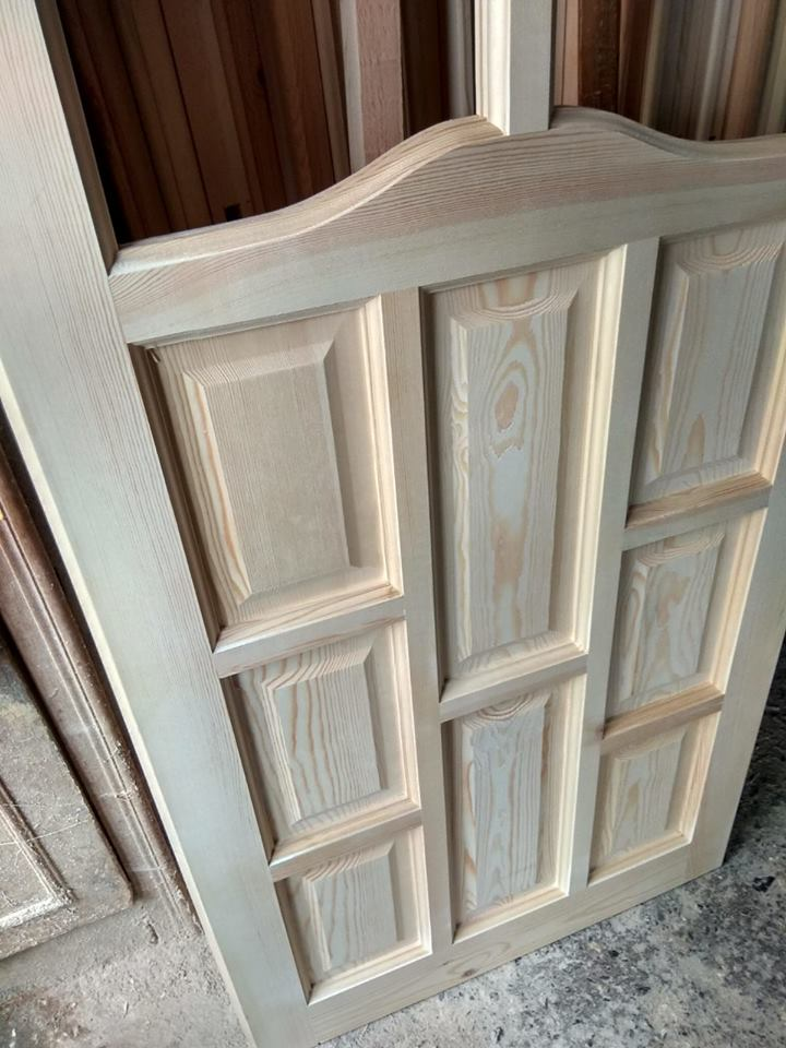wood panel furniture