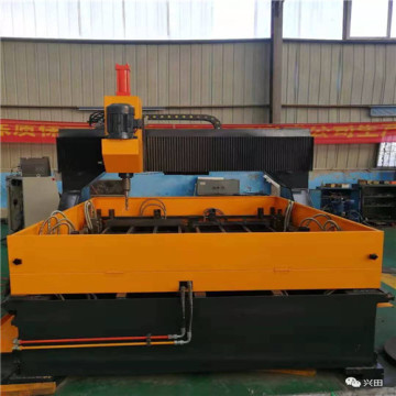 CNC Gantry Move Plate Drilling Machines