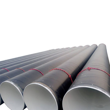 200mm Diameter Fbe Coating Mild Steel Pipe