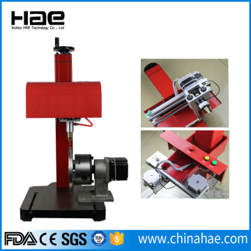 Pneumatic Dot Pin Metal Tag Marking Machine