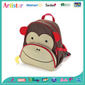 monkey animal modelling backpack