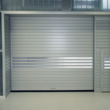Aluminum Wind Resistance High Speed Spiral Door