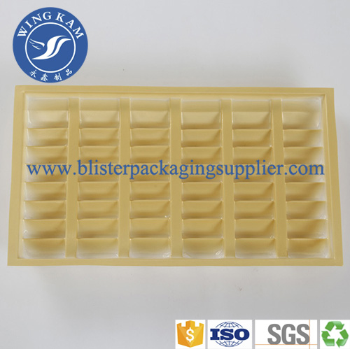 Jewelry Display Plastic PS Tray Packaging