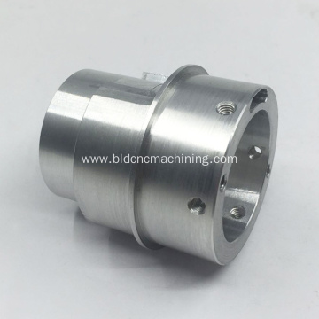 CNC Precision Machining and Turning Aluminum Parts