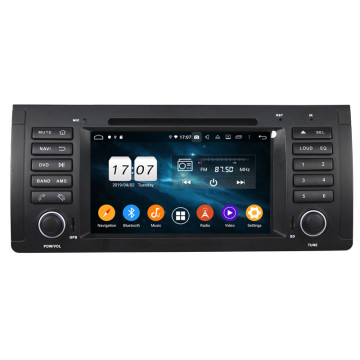 oem Auto Multimedia Player fir E53 X5 1999-2005