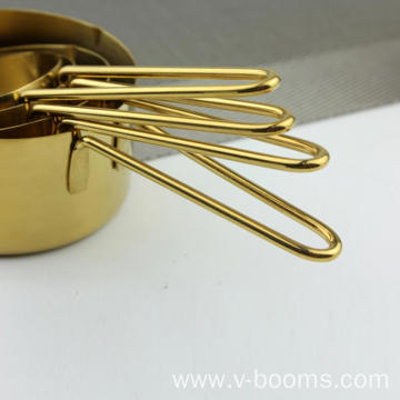 Top for Measuring Tools Stainless Steel Copper Measuring Cups supply to Sri Lanka Factories