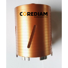 Top Quality for Core Drill Laser Welded Diamond Dry Core Drill supply to India Factories