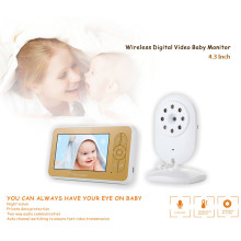 "4.3"" Baby Monitor System with Digital Camera"