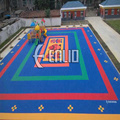 Kids Flooring mats outdoor  Kids Playground Flooring