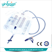 China New Product for Disposable Urine Collection Bag Three Chambers Luxury Urine Meter export to Mayotte Manufacturers