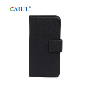 IQOS Classical Black Oil Leather Protective Case
