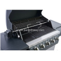5 Burners With Side Burner Gas Grill