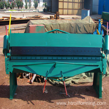 2.5m Sheet Metal Hand Brake Machines by Shanghai Metform