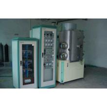 Ceramic PVD metallizing machine
