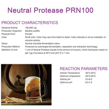 Neutral Protease for brew industry