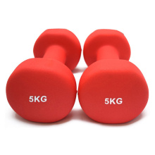 Lowest Price for Crossfit Workout Neoprene Dumbbell 5 KG Neoprene Dumbbell supply to Papua New Guinea Supplier