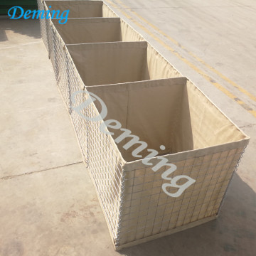 High Quality Galvanized Hesco Barrier for Sale