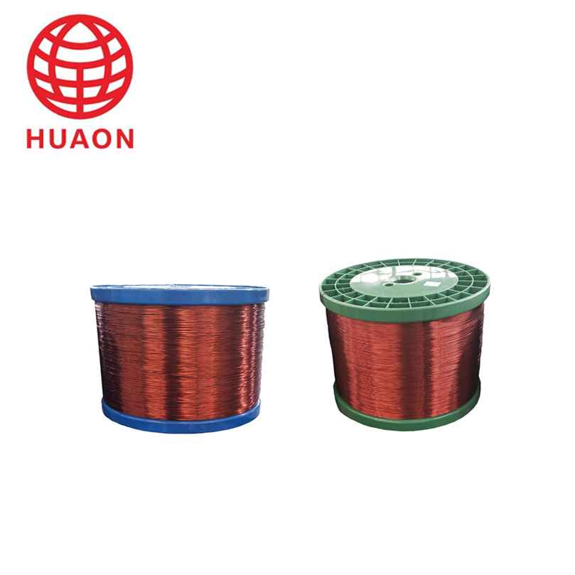 Winding wire enameled copper wire class 200