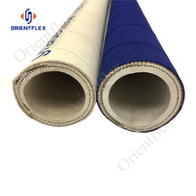 high pressure blue food grade dairy suction hose