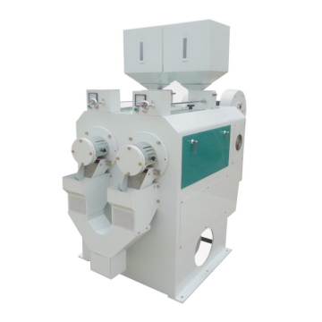 Cheap price for Rice Whitening Machine TWA Double Roll Rice Whitener export to Hungary Factory