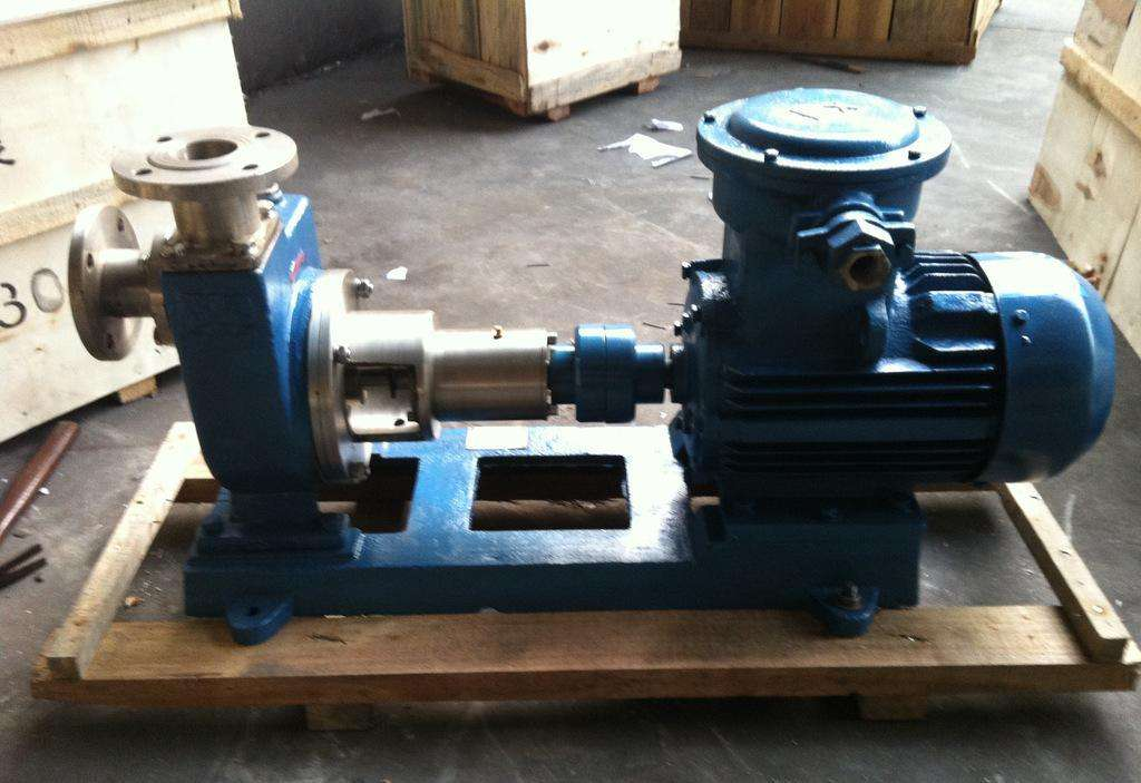 JMZ stainless steel self-priming pump 6