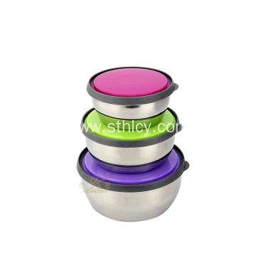 Durable Stainless Steel Airtight Food Storage Container