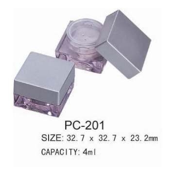 Low MOQ for for Loose Powder Case Loose Powder Container PC-201 supply to Vietnam Manufacturer