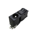DC Power Jack SPST Rocker Switches