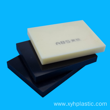 Low Temperature Resistance Conductive ABS Plastic Sheets