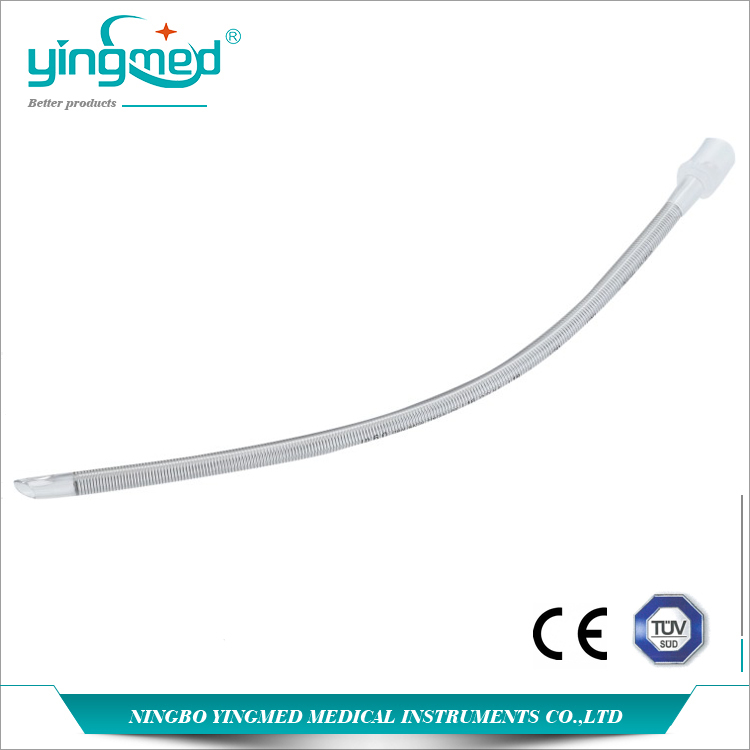 Reinforced Endotracheal Tube Without Cuff