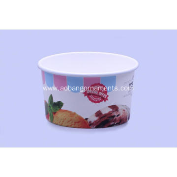 Good Quality for Coated Ice Cream Paper Cup Wholesale ice cream paper cup export to Norway Factory