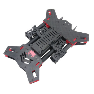 H4 Folding Carbon Fiber Quad Copter Sura