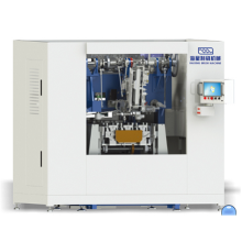 5 Axis CNC High Speed Toilet Brush Machine