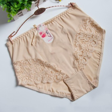 Low waist lace hollow sexy ladies underwear