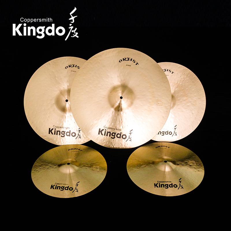 Professional Instrument Cymbals