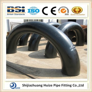 3D/5D/7D Hot Finish Bend Pipe Fitting