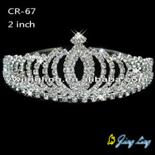 Wholesale Small Wedding Crown Bride Tiara