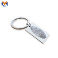 Souvenirs personalized signature keychain for couples