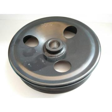 Auto engine steering pulley