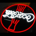 Nembo ya COCA COLA LED NEON SIGN