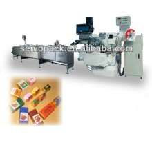 High Quality for China Folding Packing Machine, Pillow Packing Machine For Export Full Automatic Folding Packing Machine export to Ethiopia Exporter
