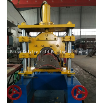 Glazed Roof Tile Ridge Capping Roll Forming Machine