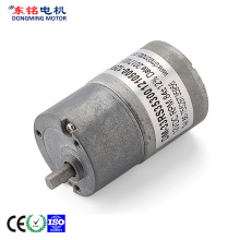 Fast Delivery for 33Mm Planetary Gear 33mm 12v dc motor with reduction gearbox supply to Portugal Importers