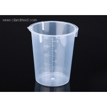 China Gold Supplier for Wholesale Plastic Beaker, 100 Ml Graduated Cylinder, Measuring Cup from China. Plastic Beaker 250ml export to China Macau Manufacturers