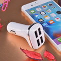 4 Port Usb Car Charger Adapter